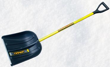Новинка производства – линейка снеговых лопат «Спринт»