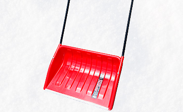 The period from October to November is the peak of sales of snow shovels and ice axes.